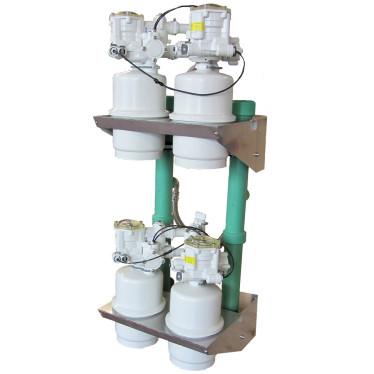Delta Duplex 4 waterontkalkers