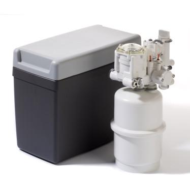 Delta Simplex Unit waterontharder